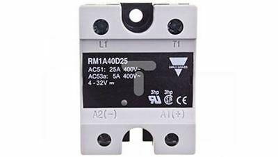 Carlo Gavazzi 25 A Solid State Relay, Zero Crossing, Panel Mount Varistor, 440 V