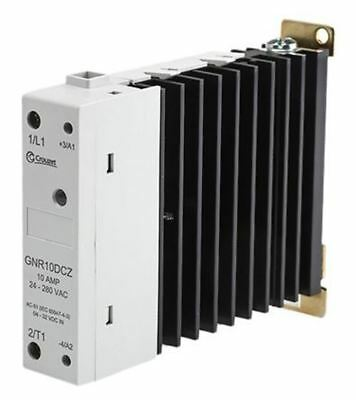 Crouzet 10 A Solid State Relay, Zero Crossing, Panel Mount, 280 V ac Maximum Loa
