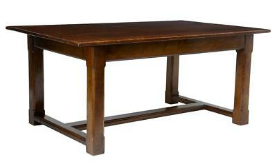 English Made Oak Refectory Table