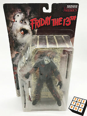 McFarlane Movie Maniacs Friday the 13th Jason Voorhees Action Figure