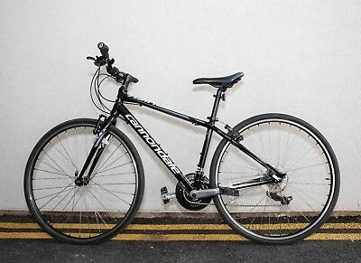c5012a8470a CANNONDALE QUICK 6 2015 Hybrid Bike -PERFECT CONDITION