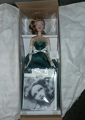 "NIB Ashton Drake Gene Collection /""Destiny/"" Doll in Shipper and with COA"