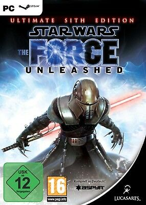 Star Wars: The Force Unleashed - Sith Edition - STEAM - KEY - Code - PC & Mac