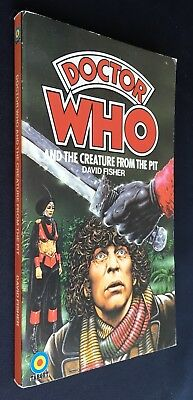Doctor Who and the Creature from the Pit - Target 11 - 1st Edition 1981