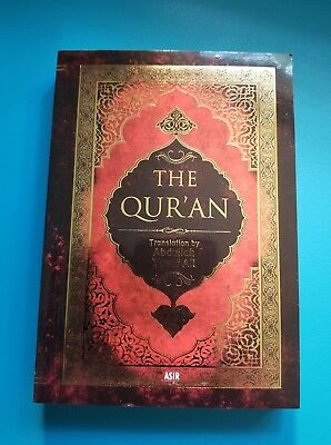 THE QUR'AN Translation By Abdullah Yusuf Ali  Small Paperback 6.25in X 4.25 in