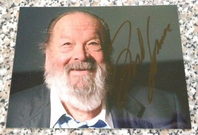 Bud Spencer Carlo Pedersoli Hand Signed Photo Autogramm Tv Film Italia Usa