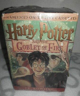 harry potter and the goblet of fire audiobook jim dale free download