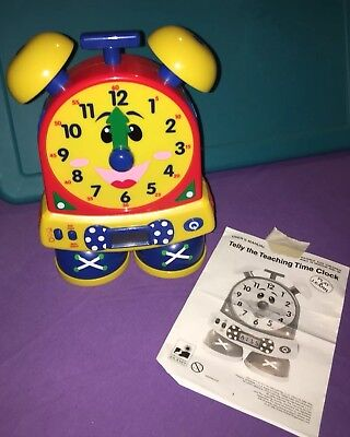 Spielzeug Tell The Time Electronic Learning Teach Time Clock