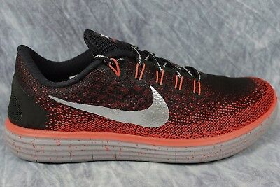 3e4f1fe4fbcb Nike Free RN Distance Shield Men s Running Shoes Sizes 10 and 12 849660-006