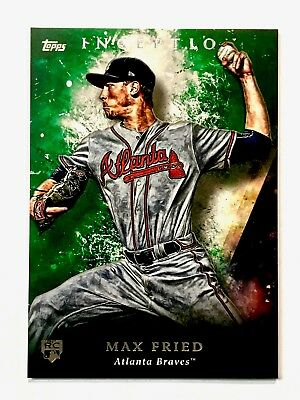 2018 Topps INCEPTION - Base Cards-GREEN Parallels-RC - U-Pick complete your set