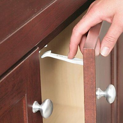 Safety 1st Cabinet and Drawer Latches #HS204 14-Pack Box/Package