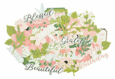 KAISERCRAFT Scrapbooking Collectables - Full Bloom - CT939 Nini's Things