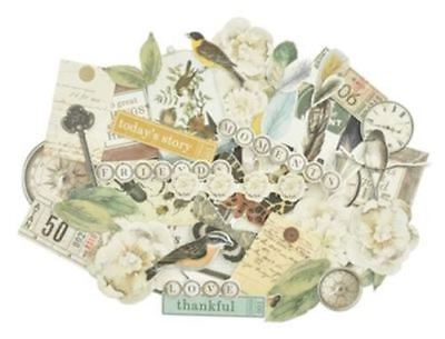 KAISERCRAFT Scrapbooking Collectables - Anthology - CT938 Nini's Things
