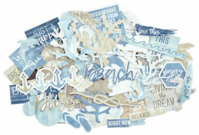 KAISERCRAFT Scrapbooking Collectables - Beach Shack - CT930 Nini's Things