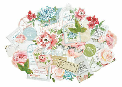 KAISERCRAFT Scrapbooking Collectables - Rose Avenue - CT892 Nini's Things