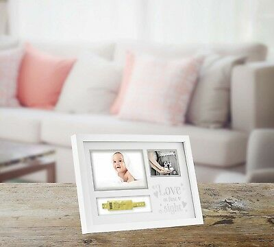Baby Hospital Id Bracelet And Photo Frame Love At First Sight