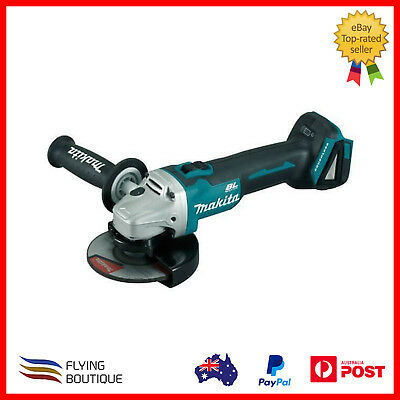 "Makita DGA504Z 18V Li-ion Cordless 125mm (5"") Brushless Angle Grinder Power Tool"