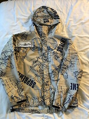 Supreme The North Face Snakeskin Packable Reversible Crusher With