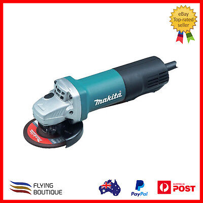"Makita 9556PB 840W 100mm (4"") Angle Grinder W/ Paddle Switch Power Tool NEW"