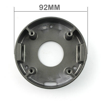Base Extension for Small housing CCTV camera bracket dome deep base ring white