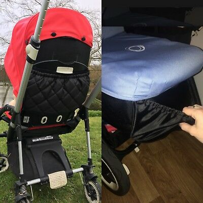 BUGABOO Raincover storage Bag For Seat And Carrycot