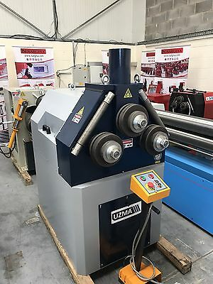 UZMA 60 Hydraulic section roller