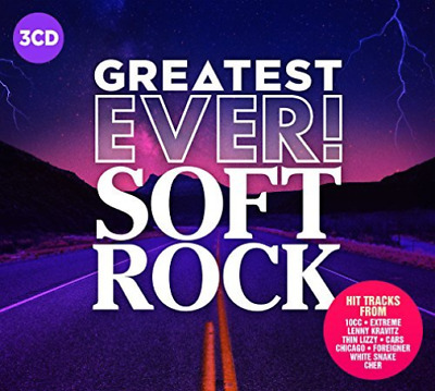 Various Artists-Greatest Ever Soft Rock  (UK IMPORT)  CD NEW
