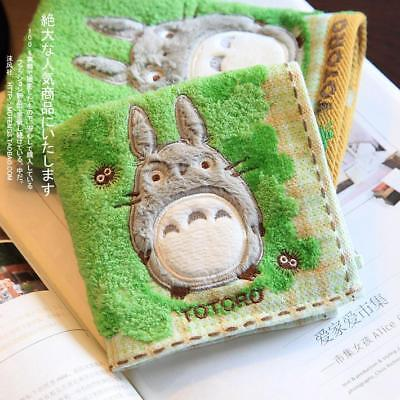 Cotton Luxury My Neighbour Totoro  Face Hand Towel Sheet Gift