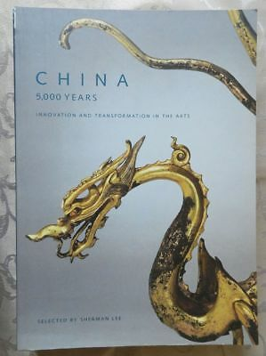 *** China 5000 Years - Innovation & Transformation In The Arts - Guggenheim 1998