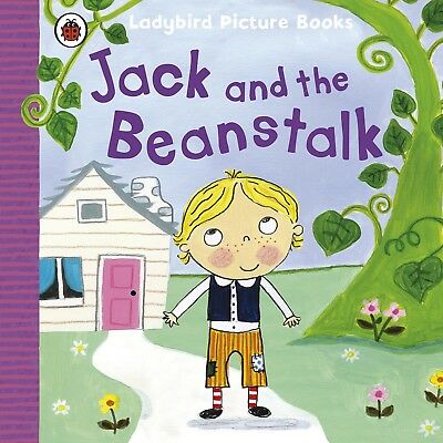 Jack And The Beanstalk, Ladybird Picture Book. Children's Reading Gift