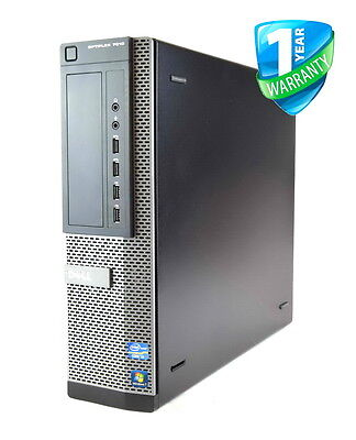 Dell OptiPlex 7010 Desktop Intel Core i3-i5-i7 Up to 4GB RAM HDD/SSD Win 10 Pro