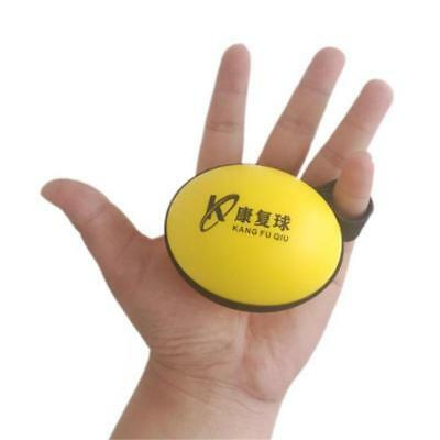 Hand Strength Trainer Finger Exerciser Grip Muscle Power Training Recovery Balls