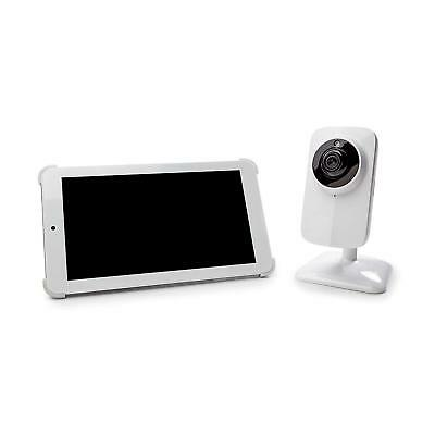 Baby Delight BD04060 Snuggle Nest 7 HD Tablet and WiFi Video Baby Monitor
