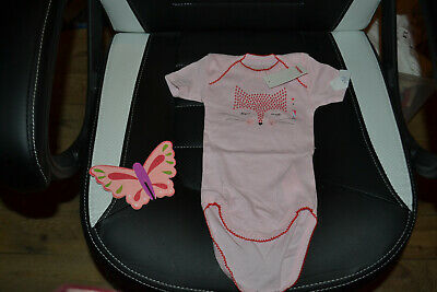 catimini body neuf rose 6 mois rose tendre le chat manches courtes petite  fille 1f84d7566dd