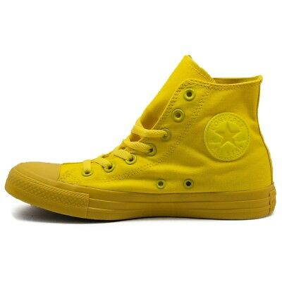 8fe4279152363 CONVERSE CT ALL Star Sneakers Scarpa Unisex Art.152700C Col. Giallo ...