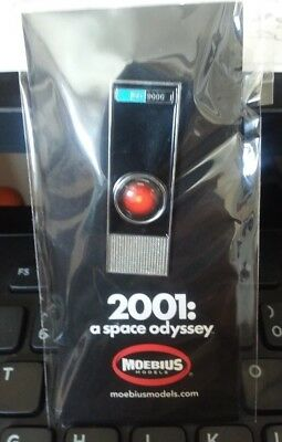 SDCC 2017 Exclusive Moebius Models 2001: A Space Odyssey Hal 9000 Lapel Pin