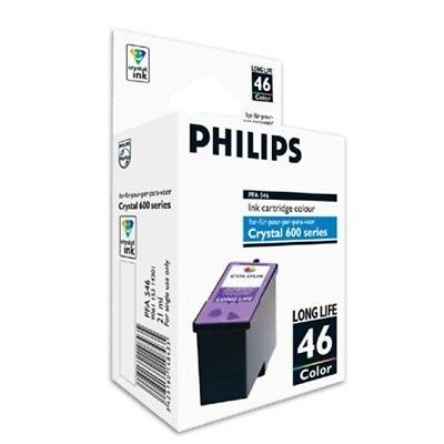 PHILIPS PFA 546 Black Ink Cartridge for Ink fax PHILIPS Crystal Series