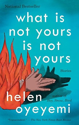 Oyeyemi Helen-What Is Not Yours Is Not Yours  (US IMPORT)  BOOK NEW