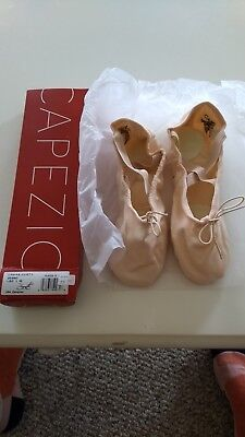 Capezio Canvas Juliet II, 2028c kids ballet shoe