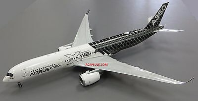 JC WINGS QATAR Airbus A350-1000 A7-ANA W//STAND 1:200 JC2QTR201