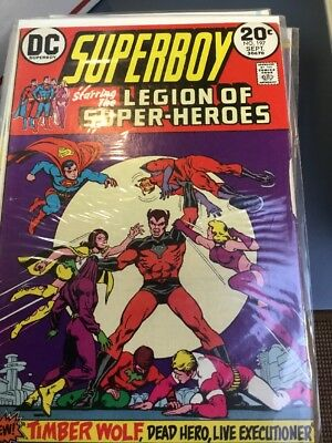 Superboy and the Legion of Superheroes 197-227 27 issues Mike Grell Jim shooter