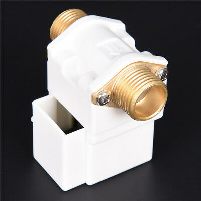 """1/2"""" New Electric Solenoid Valve For Water Air N/C Normally Closed DC 12V PLUS"""