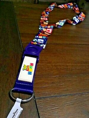Disney Parks Toy Story Land Opening Day Lanyard In Hand 2018 BRAND NEW WITH TAG