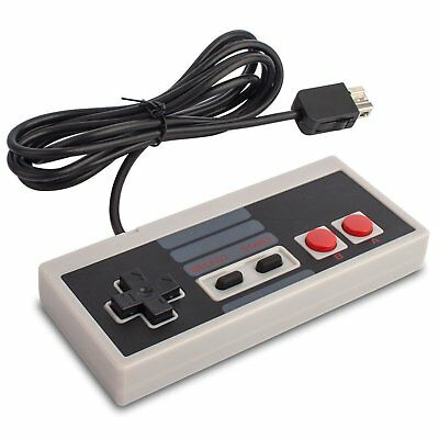 6FT Wired Game Controller Gamepads For Nintendo NES Mini Classic Edition Console