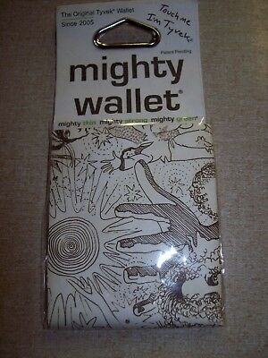 Dynomighty BLUE POLICE BOX 1 MIGHTY WALLET by TNArtist artist collective AC-1023