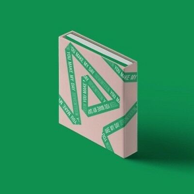 Seventeen-[You Make My Day] 5th Mini Album Follow Ver CD+Book+Card+etc+Gift Kpop