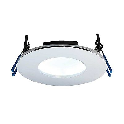 Saxby orbitalplus Dimmable Encastré DEL 9 W fixe Light-IP65