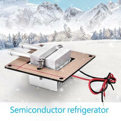 Semiconductor Refrigeration Cooling Thermoelectric Cooler 7A 12V 70W DIY Fridge