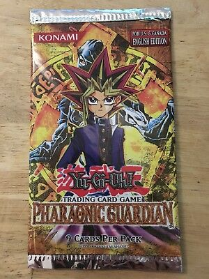 Yu-Gi-Oh! Pharaonic Guardian Booster Out Of Print!