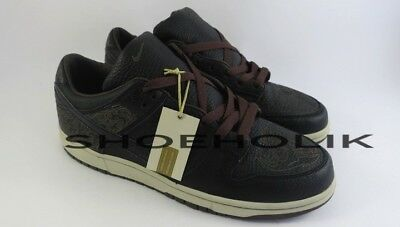best service fdbb2 e236e Brand New 2004 Nike Dunk Low MICHAEL DESMOND LASER PACK one of 2500 - size  10